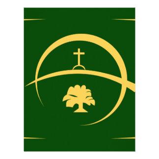 Papel Timbrado Bandeira de Victoria