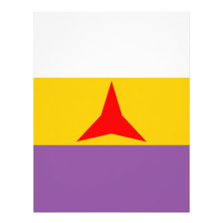 Papel Timbrado bandeira internacional