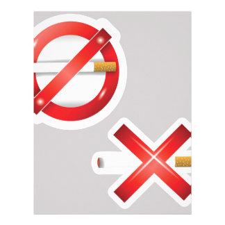 Papel Timbrado cigarro