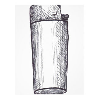 Papel Timbrado Desenho mais claro da tinta