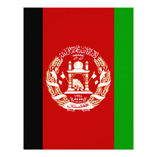 Papel Timbrado Flag_of_Afghanistan