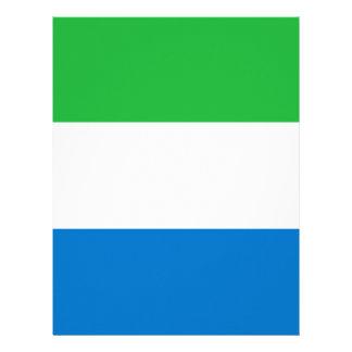 Papel Timbrado Flag_of_Sierra_Leone