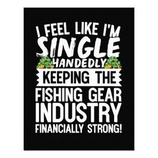 Papel Timbrado Mantendo a indústria de pesca financeira forte