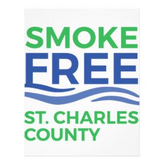 Papel Timbrado Produtos sem fumo do STC