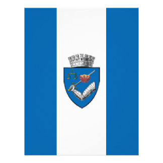 Papel Timbrado Targu_Mures_Flag