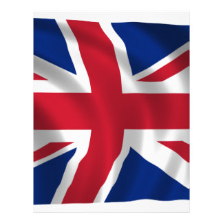 Papel Timbrado Unir-reino-Bandeira