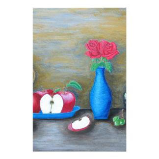 Papelaria ainda frutas da vida