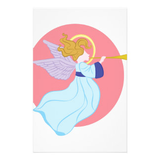 Papelaria Anjo da trombeta
