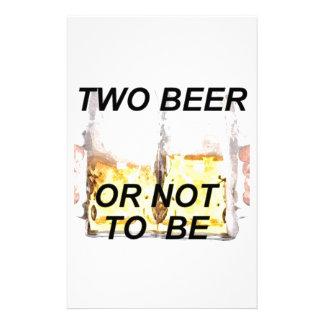 Papelaria cerveja