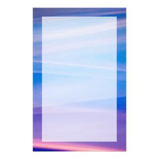 Papelaria Fugas claras da cor do abstrato da pintura