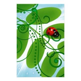 Papelaria joaninha - ladybird