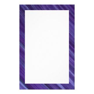Papelaria Lilac roxo da violeta da lavanda do escritório
