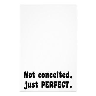 Papelaria Nao pretensioso, apenas perfeito