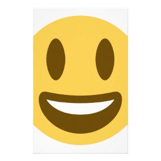Papelaria Smiley Emoji Twitter