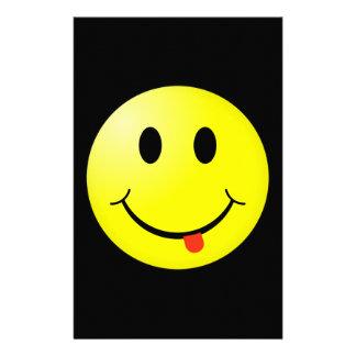 Papelaria Smiley face parvo