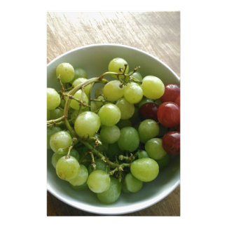 Papelaria uvas