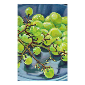 Papelaria Uvas brancas
