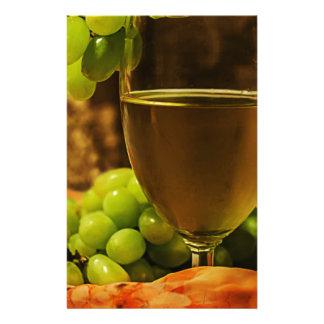 Papelaria Uvas e suco