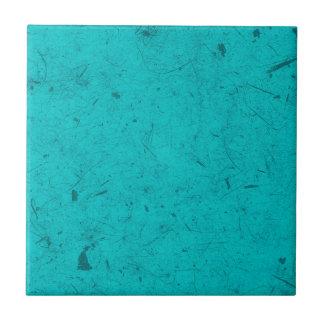 Papiro da cerceta azulejo quadrado pequeno