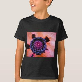 Papoila interna camisetas