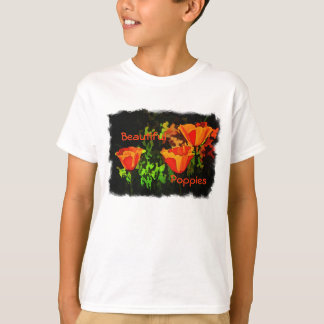Papoilas Camiseta