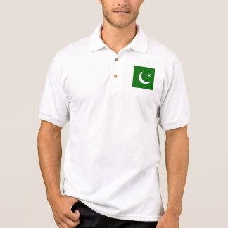 Paquistão T-shirt Polo