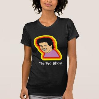 Para a mostra t-shirt