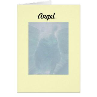 Para a perda de um animal de estimação amado neste cartão de nota