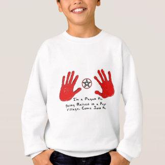 para as mais pequenos camiseta