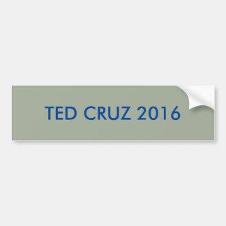 Pára-choque de Ted Cruz mais doente Adesivo Para Carro