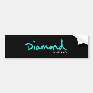 PÁRA-CHOQUE do diamante Adesivo Para Carro