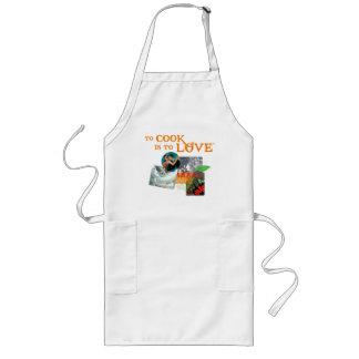 Para cozinhar é amar o avental
