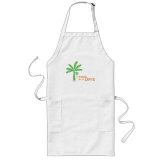 Para cozinhar é amar o avental da palma