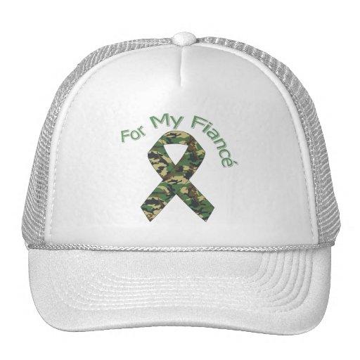 Para minha fita das forças armadas de Fiancé Boné