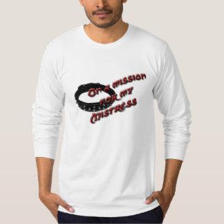 Para minha senhora t-shirts