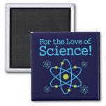 Para o amor do átomo da ciência imas