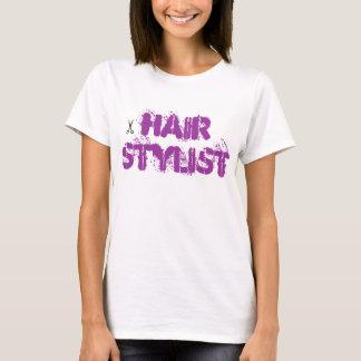 Para o cabeleireiro somente!! t-shirts