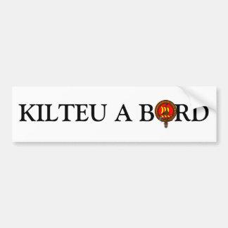 Para os automóveis de Kilteux Adesivo Para Carro