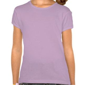 Para ser diferente (malva) camisetas
