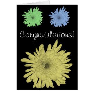 Parabéns! Cartão Comemorativo
