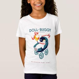 Parada da boneca e do carrinho tshirts