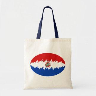 Paraguay Gnarly Flag Bag
