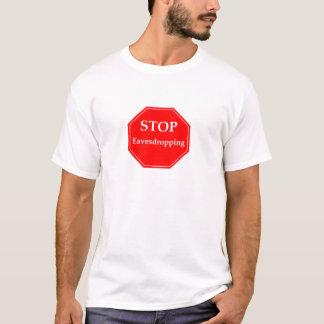 Pare de Eavesdropping T-shirts