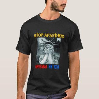 Pare o Apartheid Tshirts
