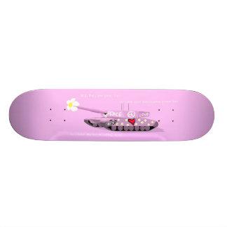 Pare o banco do banco shape de skate 20,6cm
