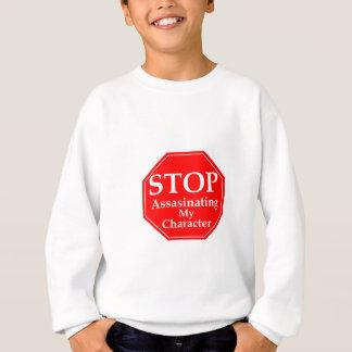 Pare o homicídio de caráter tshirts