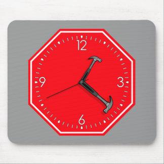 Pare o pulso de disparo do sinal do tempo do mouse pad