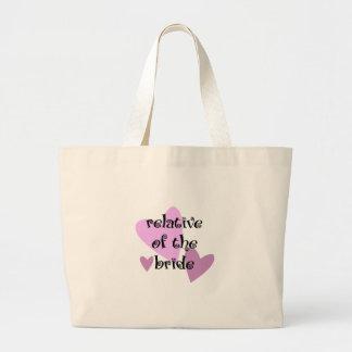 Parente da noiva bolsas