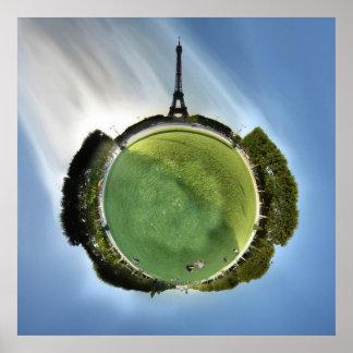 Paris, France Poster