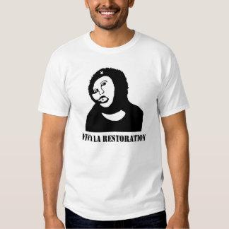 Paródia de Che Guevara do fresco espanhol T-shirts